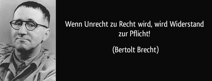 Bertolt Brecht / Autor